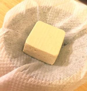 【簡単*おつまみ】しっかり水切り♪豆腐の味噌漬け