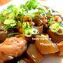 ダイエット作戦&常備菜☆鶏肉入りこんにゃく煮