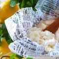 【材料2つだけ】牛乳+レモン汁=カッテージチーズ+乳清*春休みの自由研究