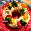 野菜のリングフォカッチャ