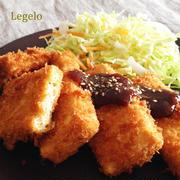 節約できて大満足のボリューム♪「豆腐カツ&フライ」は夕食のメインに◎!