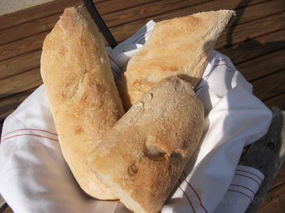 キューバンサンドイッチ その1 ~パン作り Pan cubano~ キューバ料理レシピNO.4-1