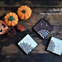 ハロウィンのチョコレート