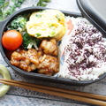 オイマヨ豚こまボール【レシピ】弁当&豚こま焼肉な夕食