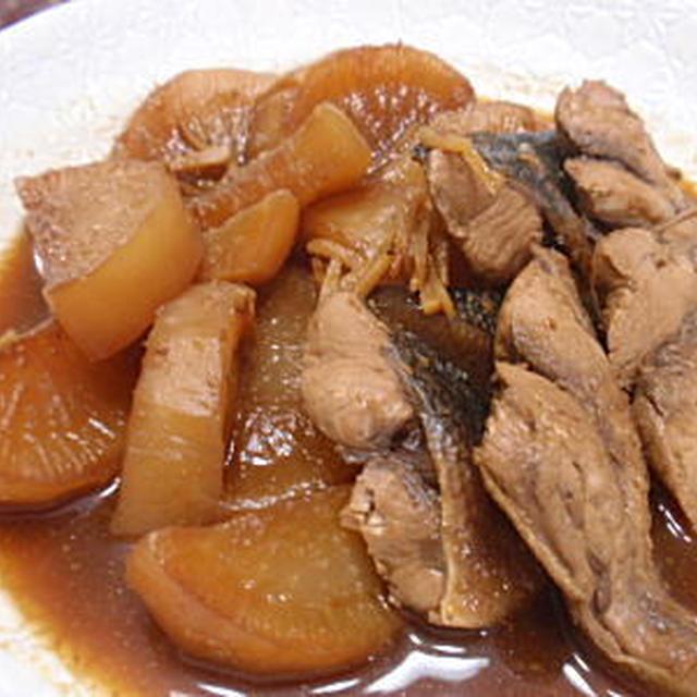 味噌煮風ブリ大根(レシピ付)