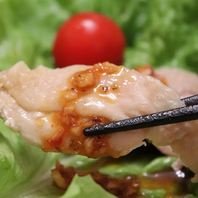 ★業務スーパーの鶏ももで絶品「辛味鶏」&今日はエイプリルフール