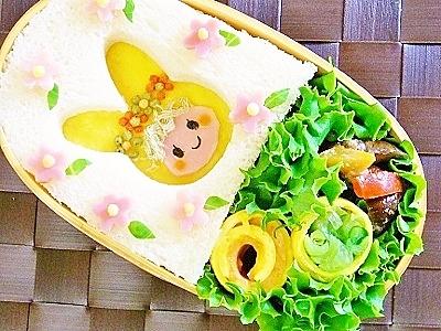ウサギサンド?&醤油麹チキンハム&G-CAFEさん♪