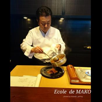 福岡 お料理教室 Ecole de MAKO さん