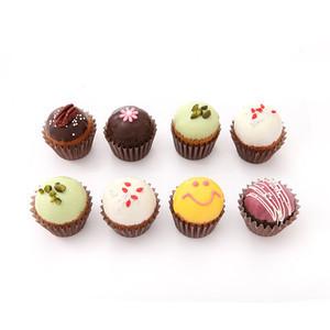 今人気のチャプチーノが作る、持ち運びやすい常温タイプのカップケーキ。カラフルなトッピングも崩れにくく...