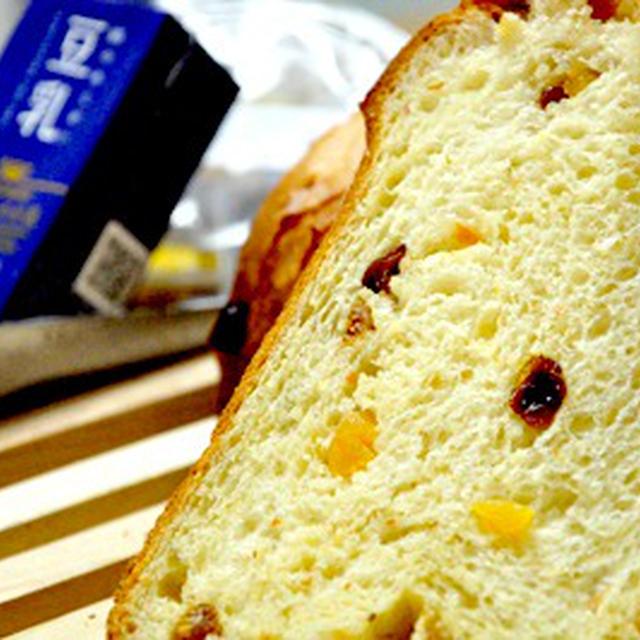 豆乳パネトーネ風食パン