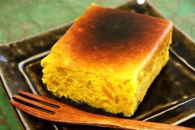 カボチャの簡単スイーツレシピ