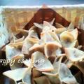 カレー粉で簡単☆揚げないサモサ