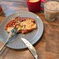 【パンアレンジレシピ】クロワッサンサンドと朝から張り切って、、!!