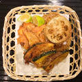 お好み焼粉で作るサクサク野菜天ぷら