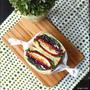 自家製角食で♪ 沼さん風サンドのお弁当(ランチ)