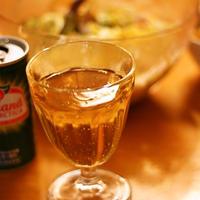 ガラナ・アンタルチカの梅酒割り♪