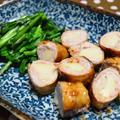 たけのこの肉巻き。簡単、旬のたけのこでボリュームおつまみ。もちろんおかずにお弁当にも。