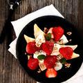 いちごと水切りヨーグルトのトースト by naomiさん