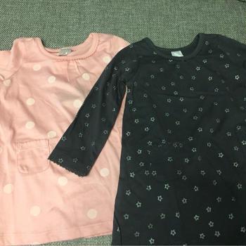 【子育て応援】こども服の秋冬準備完了(゚∀゚)H&M