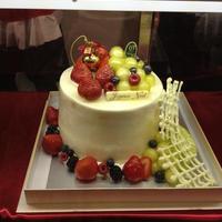 *西武池袋本店「クリスマスケーキ試食会」②*