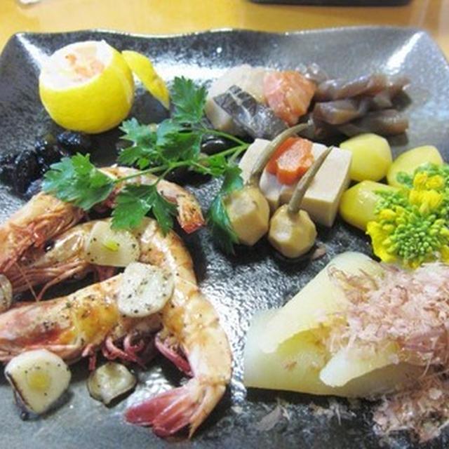 リメイクワンプレートおせちと美味しいお雑煮~v(^0^)/
