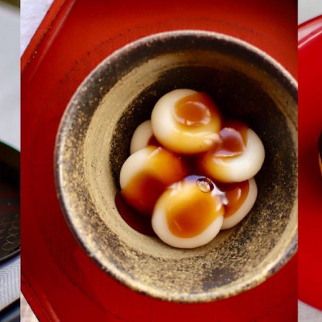 オンライン料理教室「懐かしの和菓子」