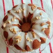 りんごとアールグレイのバントケーキ・ノルディックウェア