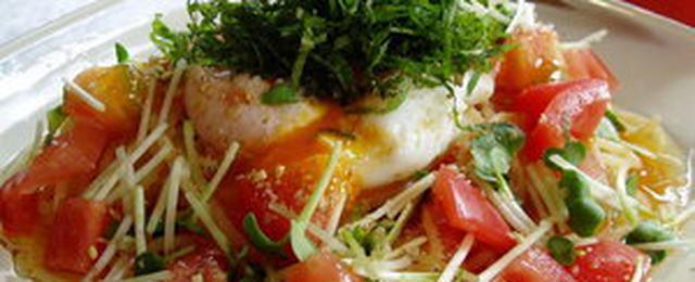 夏に食べたいサッパリ感!トマトの冷製パスタレシピ