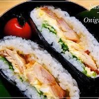 サンドイッチの人気アイテムでお寿司を楽しもう♪ ②