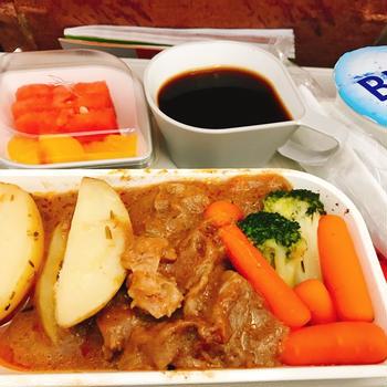 機内食、GFML(グルテンフリーミール)っておいしい!?どうやったらいいの?!〜シンガポールエアライン編〜