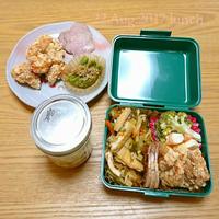 『糖質制限お弁当&作り置きお昼ごはん』
