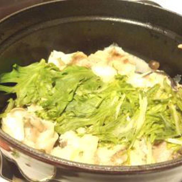 ラム肉の塩麹蒸し