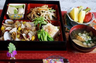 【お家ランチは 和定食】のんびりゆったりの一人ご飯です♪
