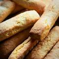 イタリアの牛乳クッキー