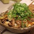 【recipe】和牛玉子とじ丼/夏の夜はスイカ割りで