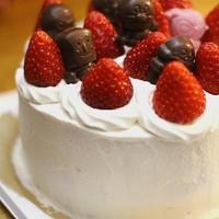 3歳のお誕生日ケーキ