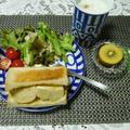 レンチン厚焼き卵サンド☆±0暮らしのレポーター by watakoさん