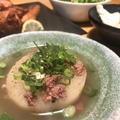 お肉のスープがしみしみ大根料理 大根のコンビーフ煮込み