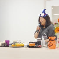 「花と料理で楽しむ♪ハッピーハロウィン講座」に参加して来ました♡