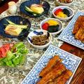 ◆♪江戸前アナゴの蒲焼と今時ビルトイングリル~ゆるやか糖質制