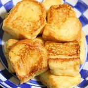 10月10日  ダブルソフトの豆乳フレンチトースト