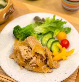 【レシピ・献立】下味冷凍も◎、柔らか味染み豚の生姜焼き