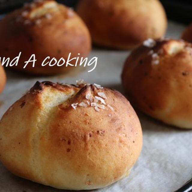 簡単で美味しいパンレシピ 子供と作るじゃがバターパン