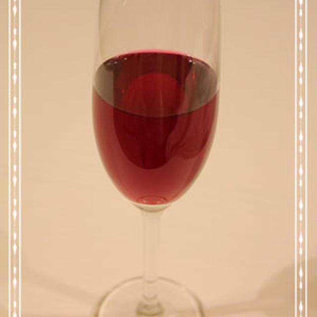 赤紫蘇のジュース~レシピ付