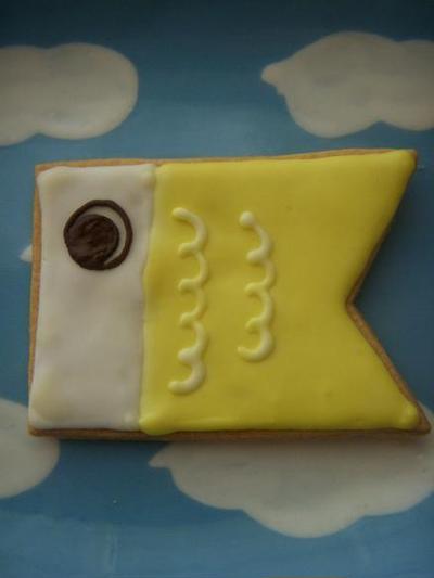 こいのぼりクッキー♪