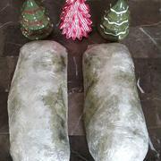 クリスマスのパン、第6弾は抹茶シュトレン!♡(=^・^=)♪
