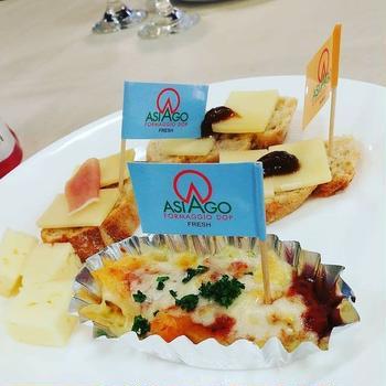 イタリア産絶品チーズ「アジアーゴ」をワインと楽しもう♪イベント