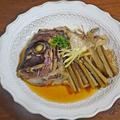 200円で料亭の味わい ふっくら甘辛 鯛のあら炊き