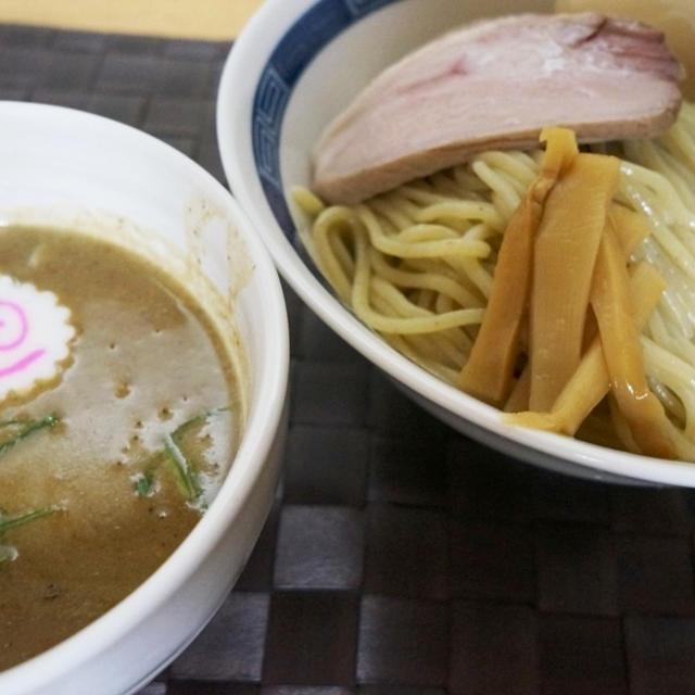 超弩級濃厚魚介つけ麺@自作ラーメン