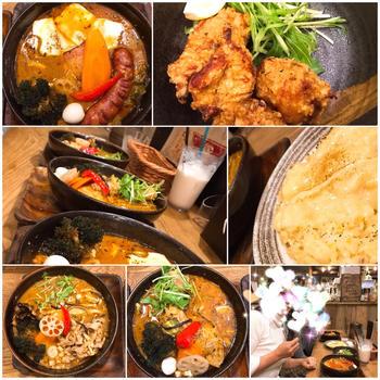 人気のカレースープ in札幌